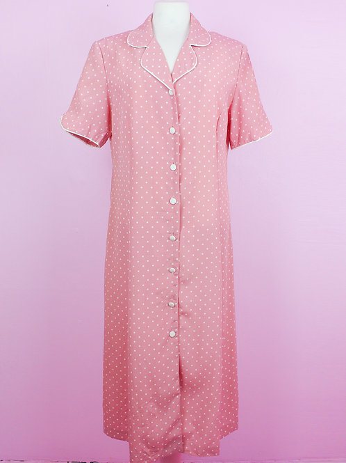 Pyjamas polka party - Vintage dress