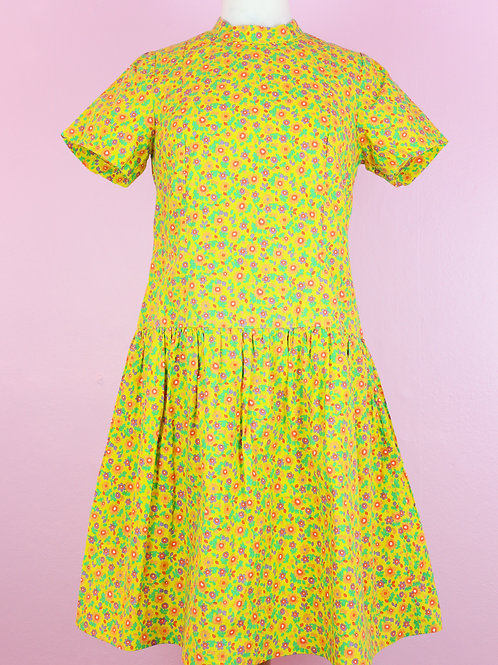 Sunshine flowers - Vintage Dress