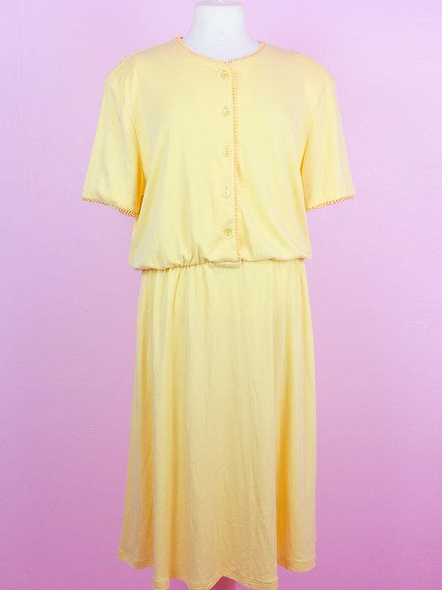 Sunshine cutie - Vintage dress