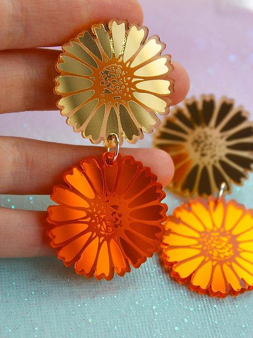 Daisy love - Saisall earrings