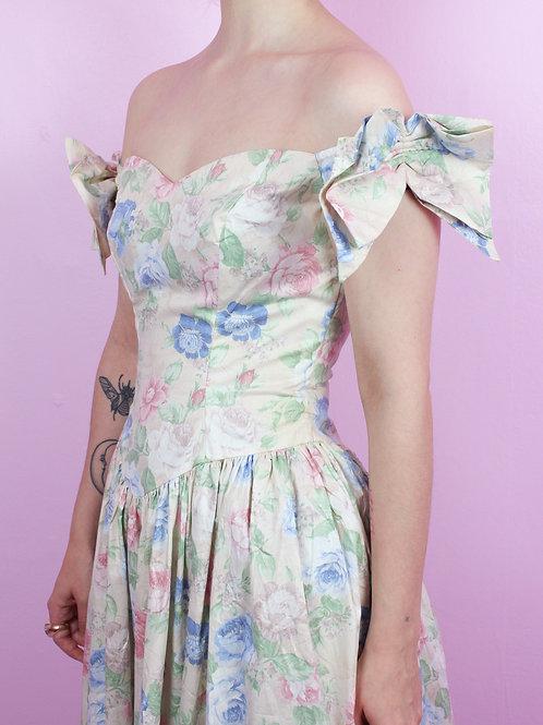 Darling roses - Vintage dress