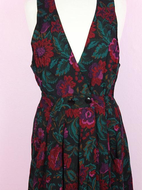 Flower dress - vintage