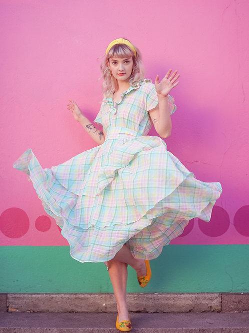 Cream Cake Dress - Citrus Circus