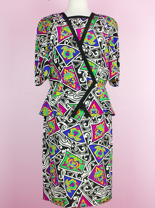 Power lady - Vintage two piece M