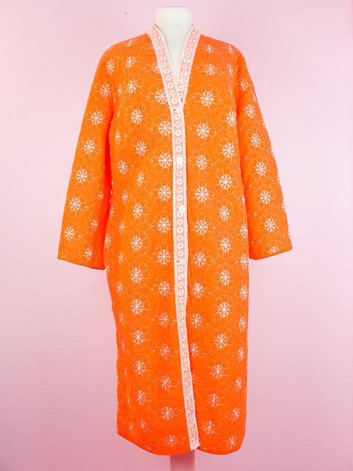 Fresh Orange - Vintage Robe