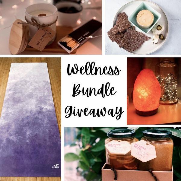 Wellness Bundle Giveaway
