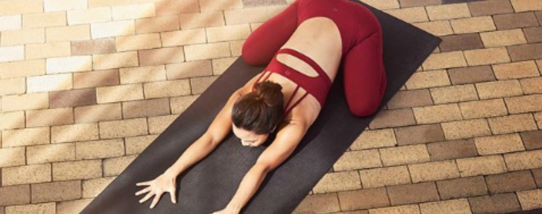 How to set up a home yoga practice