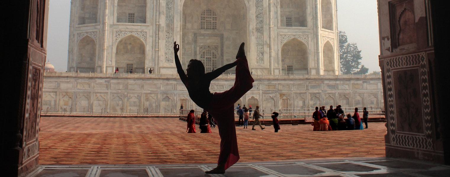 Yoga is science. Dance is art.