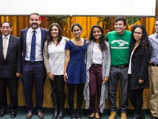 Presentan la 5ta. edición del certamen Joven Emprendedor Forestal 2018