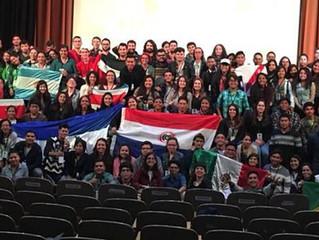 Jóvenes Latinoamericanos organizándose por los bosques