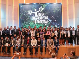 Premiación Joven Emprendedor Forestal