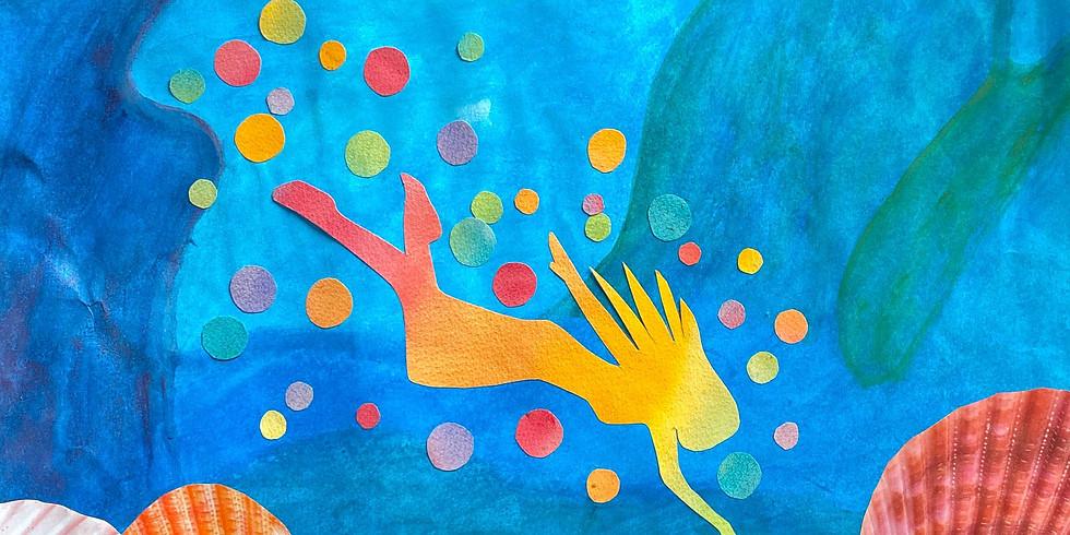 Journal créatif: 2. L'essence de la créativité avec l'élément eau