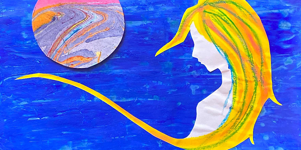 Femme lunaire: atelier gratuit avec zoom