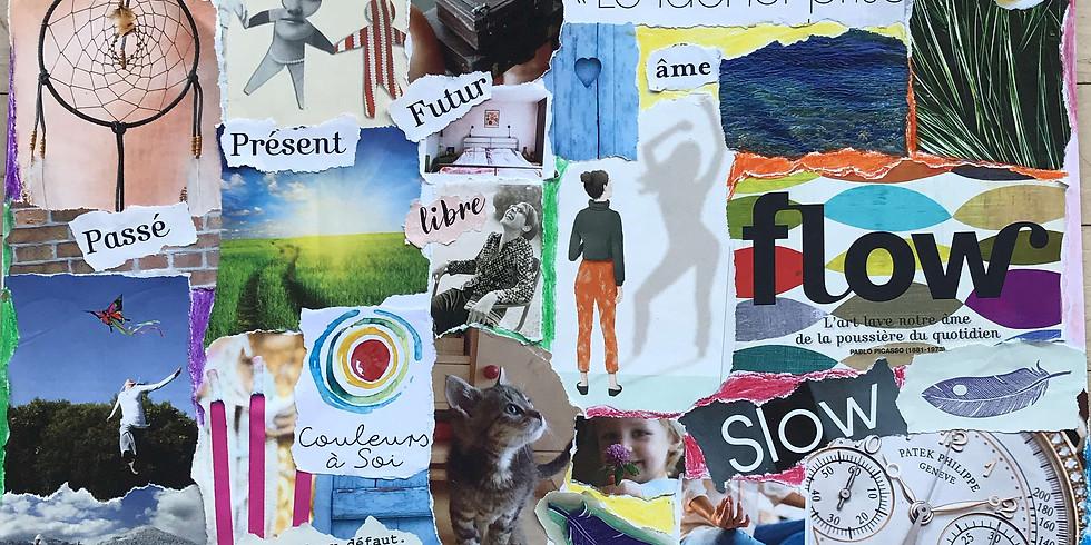 Les 5 à 7 créatif: Atelier découverte du Journal Créatif