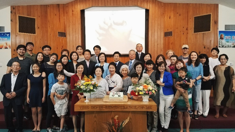 32nd Anniversary Group Photo