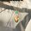 Thumbnail: Colar Escaravelho Esmeralda Mint