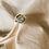 Thumbnail: Anel de dedinho Opala Magica