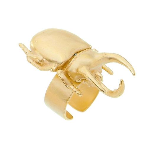 Anel escaravelho solar