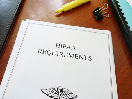 Are You Compliant? Business Associate Agreements for Healthcare Providers.