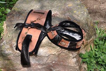 Windhundgeschirr safe'n cosy, Galgo-Halsbänder, Whippet-Halsbänder, Sloughi-Halsbänder