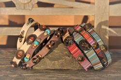 Halsbänder für Hundemarken