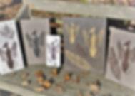 Windhundmotive auf Steintafeln