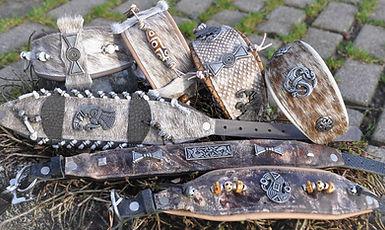 Schmuckhalsband, Whippethalsband, Galgohalsband, Podencohalsband, Wiindhundhalsband, Windhundhalsbänder