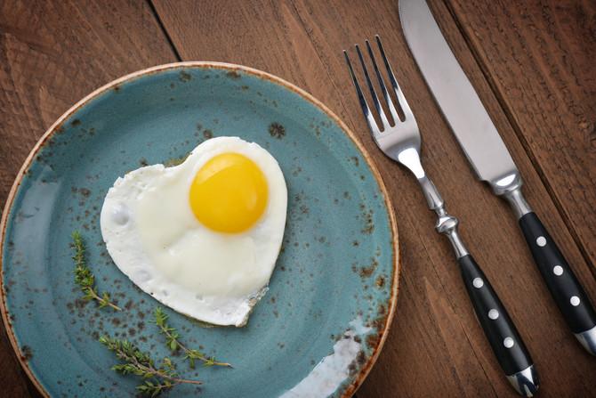 מיתוס 2: ביצים
