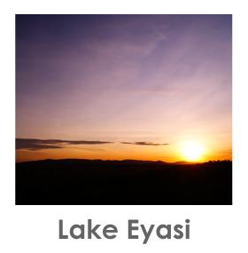 Lake Eyasi, Datoga, Hazabe