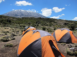 Kilimanjaro belongings