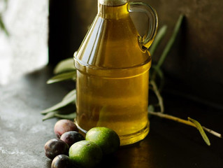 Olive Oil's Naughty Secret