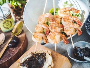 Wasabi Shrimps