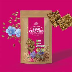 Original Multiseed - Guilt Free Seed Crackers