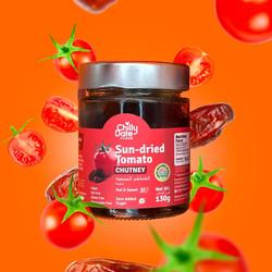 Sun-dried Tomato Chutney - Hot & Sweet