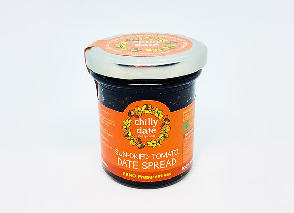 Sun-Dried Tomato Date Spread
