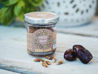 "Zer""o""Café, Date Seed Coffee Alternative: Health Benefits"