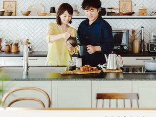 『Panasonic リフォーム』の広告、CMのインテリア空間のプランニング及びインテリアスタイリング