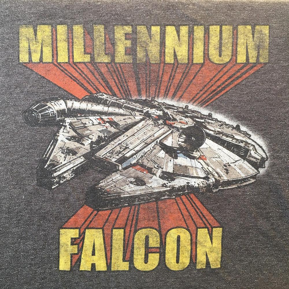 Joe's Millenium Falcon Tee