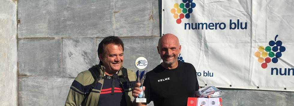 Sponsor Sergio Tacchini Antonio Scherill