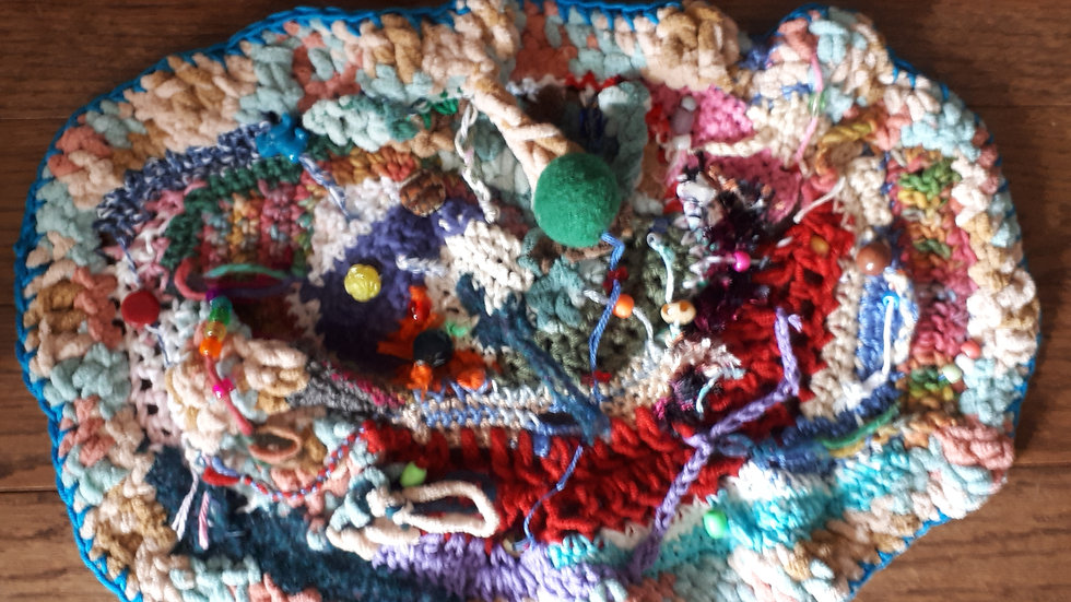 Pathwork : Grounding mat