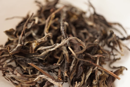 晒青緑茶(景邁山)'21年 初摘み 25g