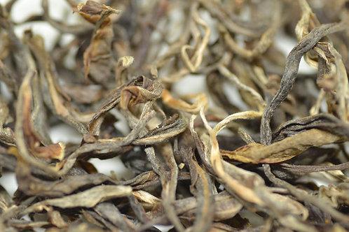 晒青緑茶(景邁山)'16年春 25g