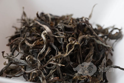 晒青緑茶(景邁) '19年春 ファーストフラッシュ(生態) 25g