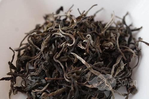 晒青緑茶(景邁) '19年春 明前(生態) 25g