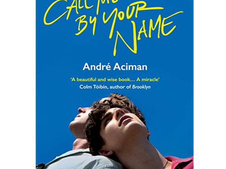 Call Me By Your Name (Book) - André Aciman (2007)