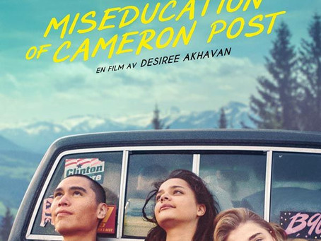 The Miseducation of Cameron Post - Desiree Akhavan (2018)