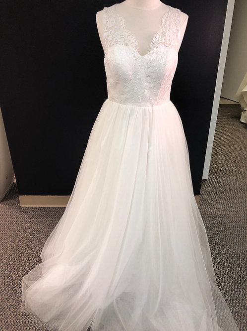 Simply bridal Riley 80963