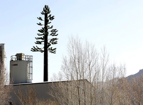 Controversial cell tower in Animas Valley, CO now up