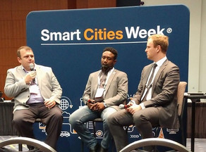 On the smart city journey, everyone goes at their own pace