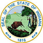 Seal of Indiana